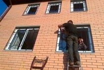 Монтаж решеток в Краснодаре